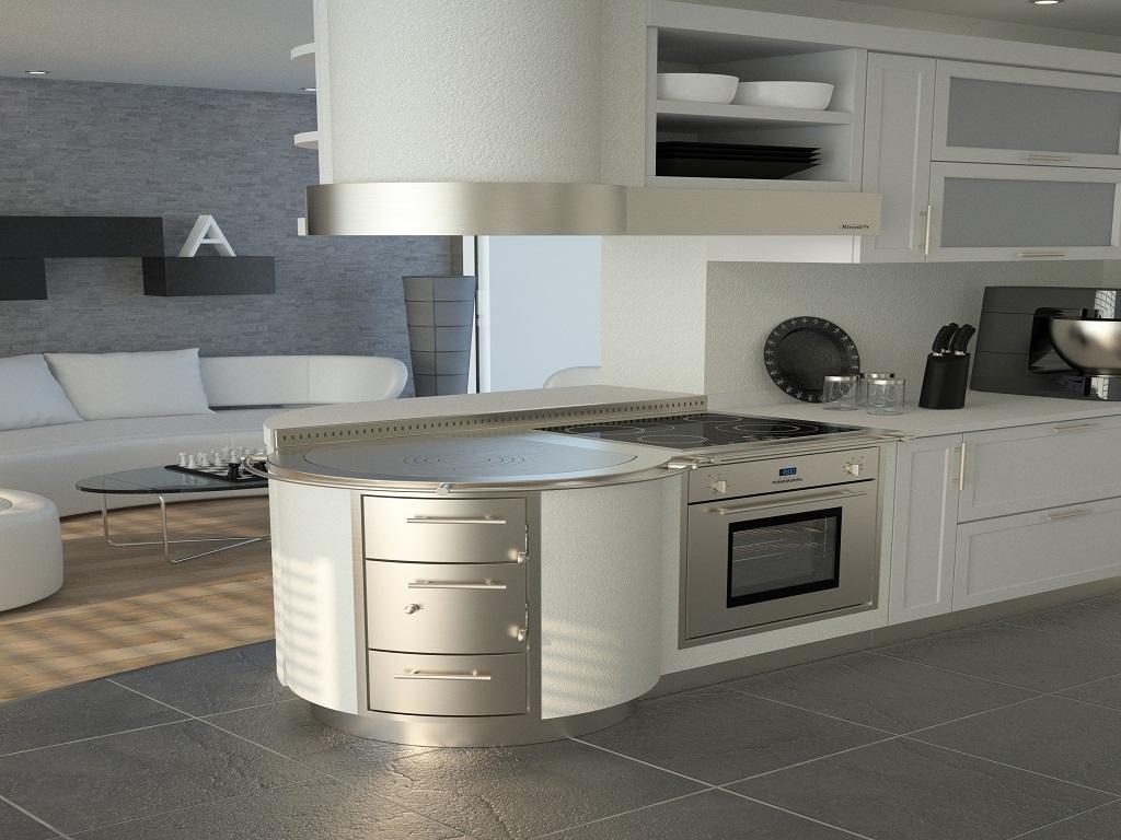 Cucina a legna rizzoli mod personalizzato stile unico - Cucina a legna rizzoli ...